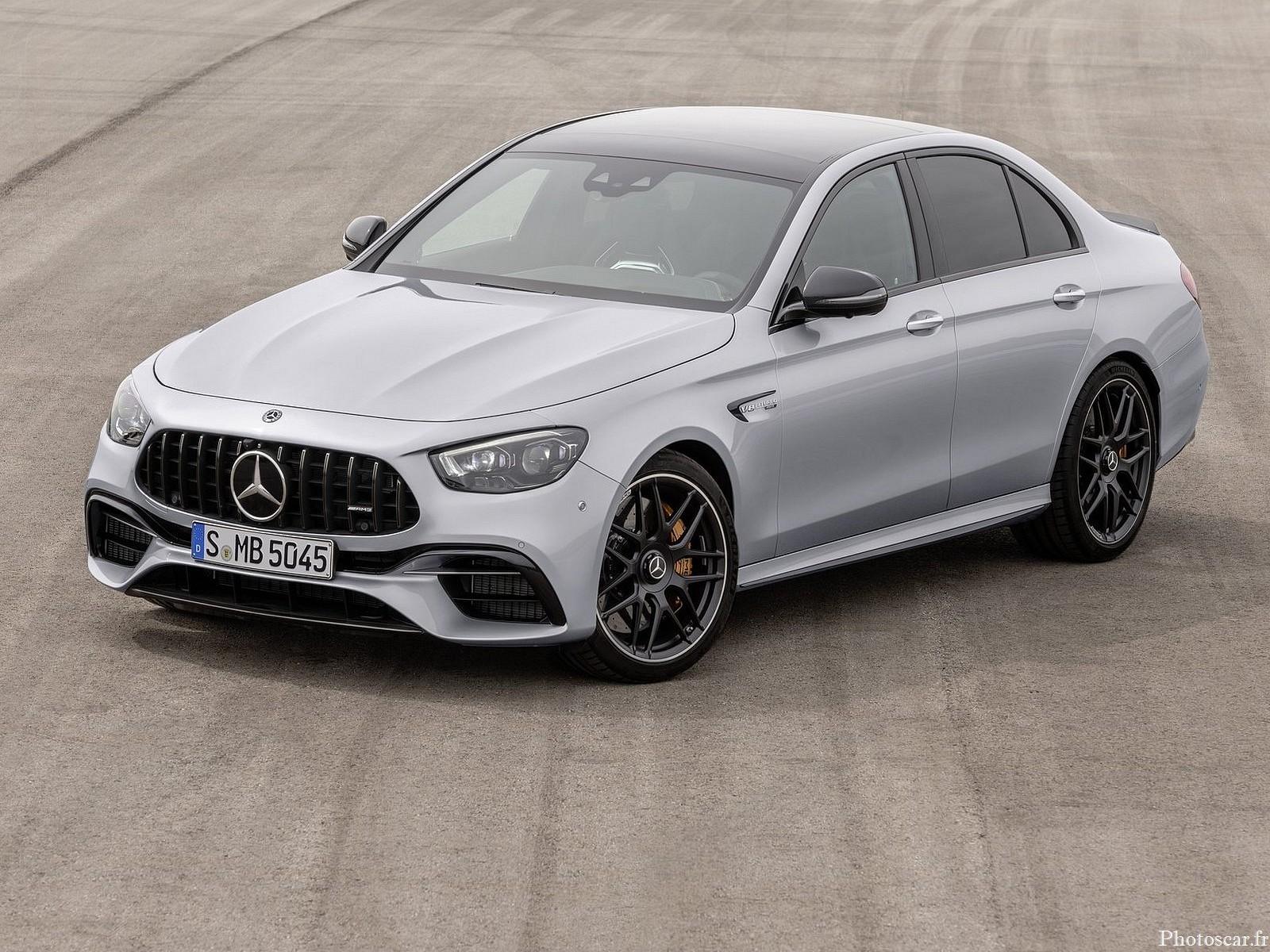 Mercedes-AMG E63 2021