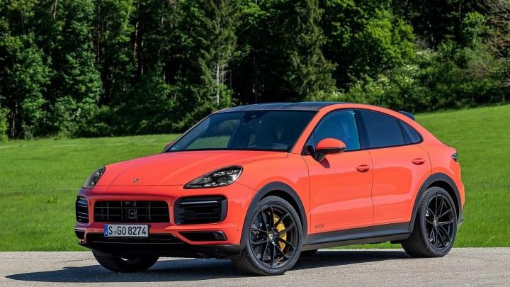 Porsche Cayenne GTS 2020 – Elle passe à nouveau à un moteur V8