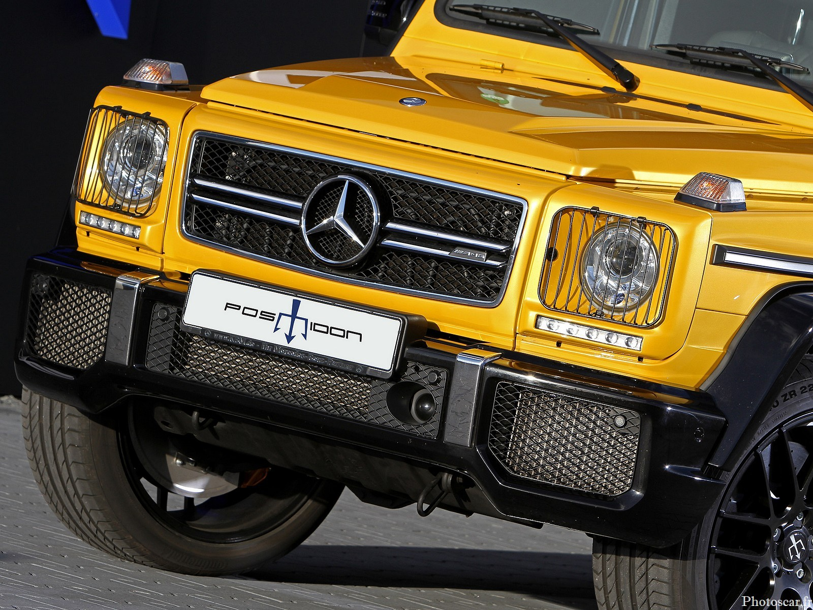 Posaidon AMG Mercedes Classe G GRS 850 W463 2017