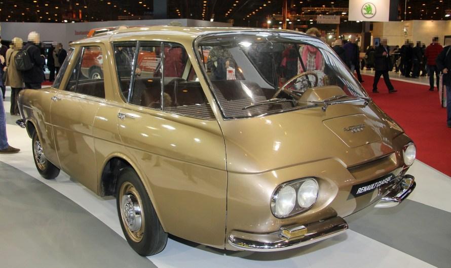 Renault Projet 900 – Une étude libre réalisée à la fin des années 50