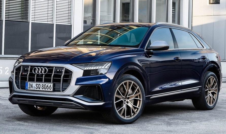 Audi SQ8 TFSI 2021 – Le plus cher et le plus sophistiqué