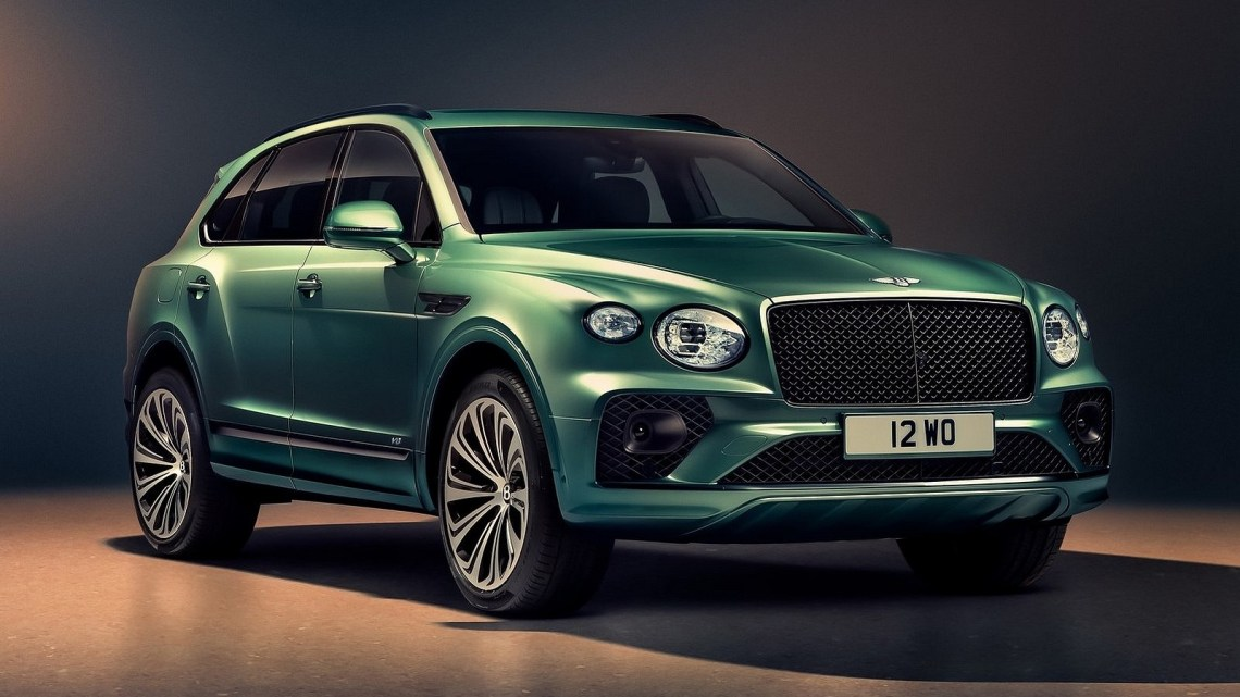 Bentley Bentayga 2021 – Une grande mise à niveau de style et de contenu