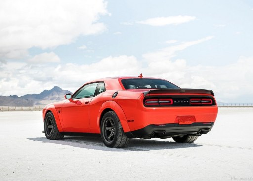 Dodge Challenger SRT Super Stock 2021