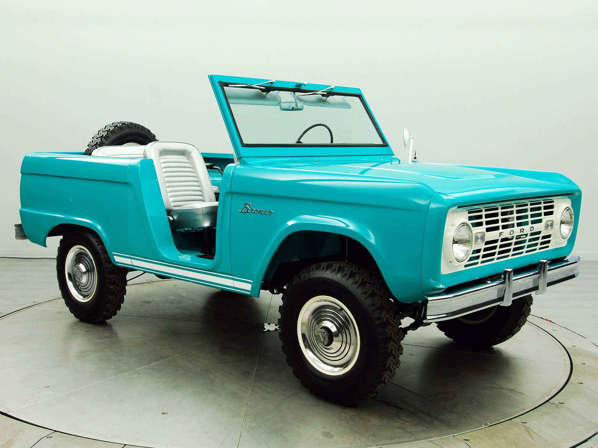 Ford Bronco Roadster U13 1966