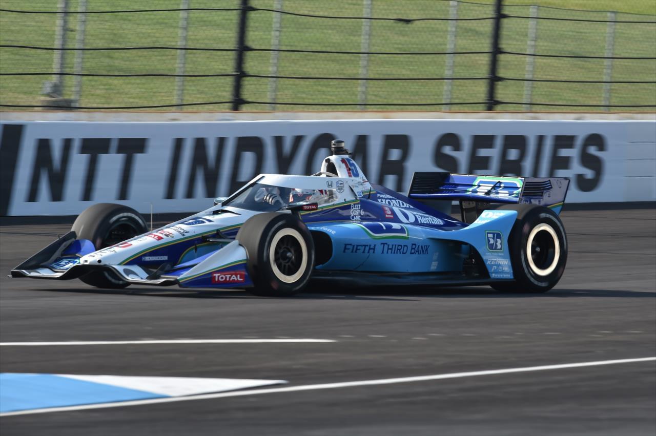Indycar 2020 - Graham Rahal