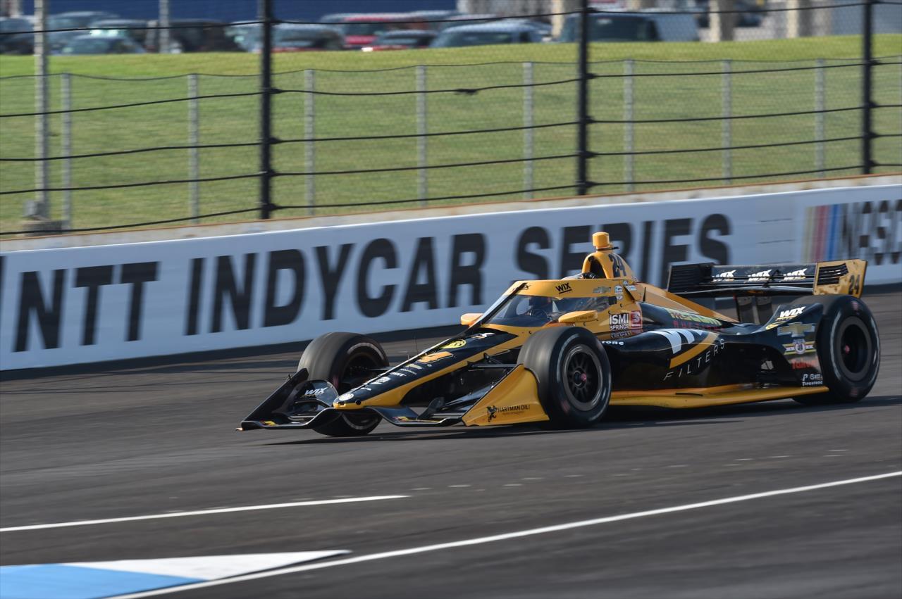 Indycar 2020 - Sage Karam