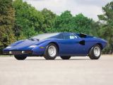 Lamborghini Countach LP400 Periscopica 1976 incroyablement rare