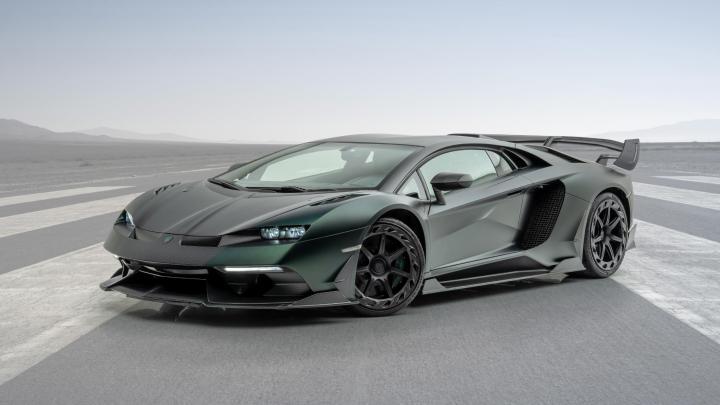 Mansory Lamborghini SVJ Cabrera 2020 – Limitée à 3 exemplaires