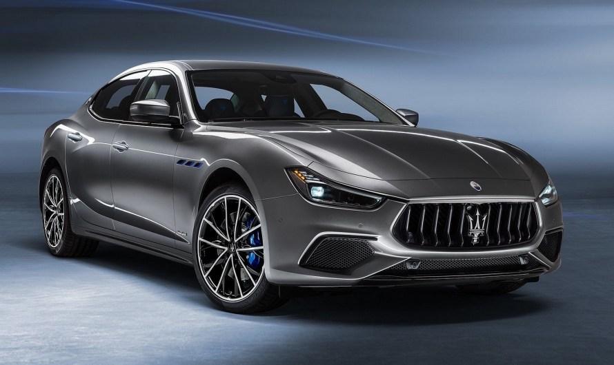 Maserati Ghibli Hybrid 2021 – La toute première Maserati électrifiée