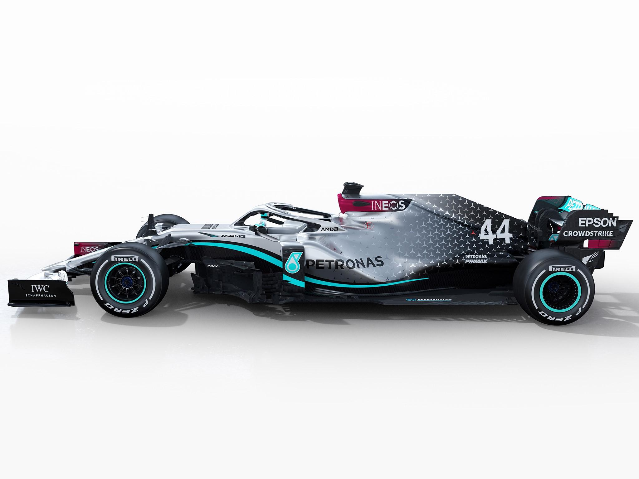 Mercedes AMG W11 EQ Performance 2020