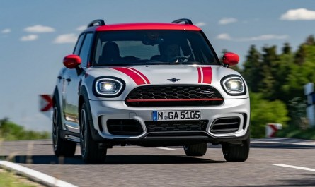 Mini Countryman JCW 2021