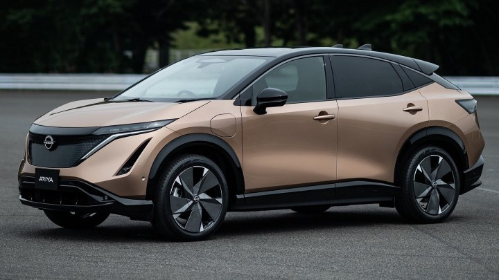 Nissan Ariya 2021 – Un nouveau SUV électrique avec jusqu'à 389 ch