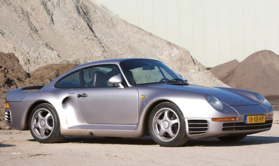 Porsche 959 – Véhicule le plus exceptionnel de l'histoire de l'automobile