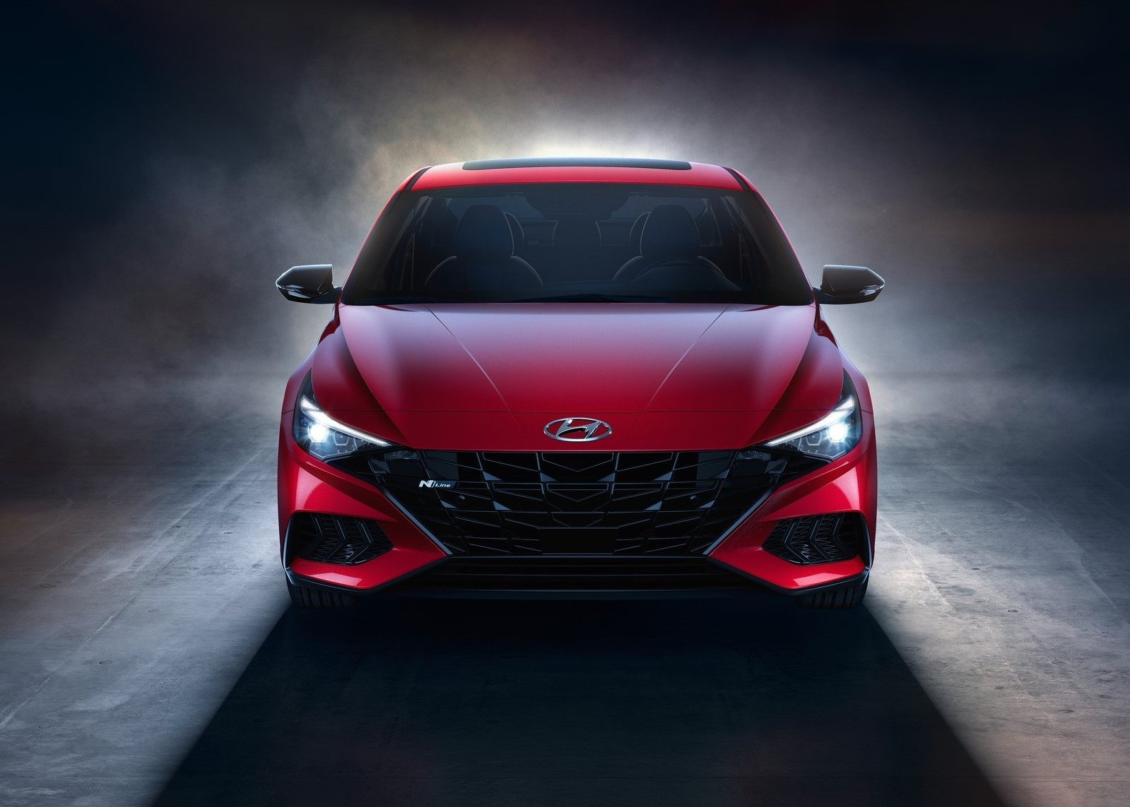 Hyundai Elantra N-Line 2021