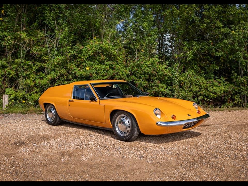 Lotus Europa Série 2 1969
