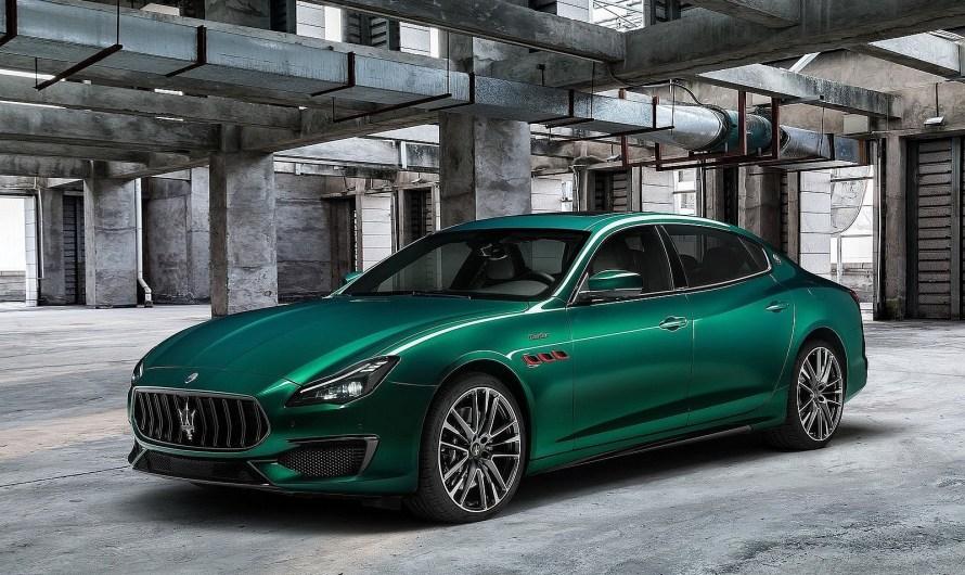 Maserati Quattroporte Trofeo 2021 – La plus rapide, la meilleur