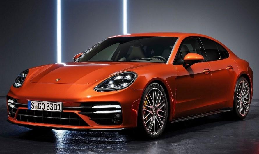 Porsche Panamera 2021 – Une nouvelle variante hybride rechargeable