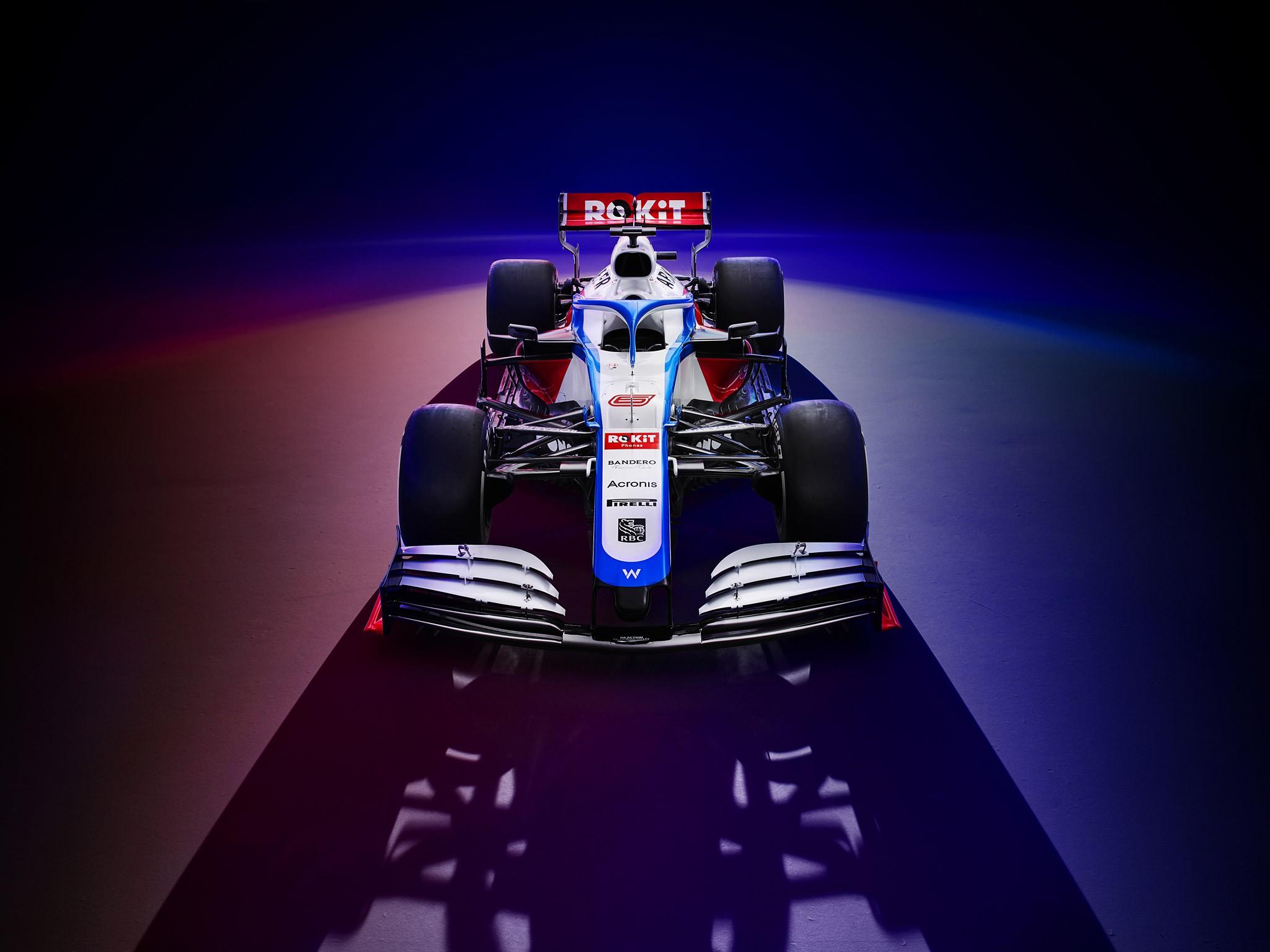 Williams FW43 2020