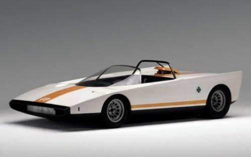 Alfa Romeo 33 Spider Cuneo