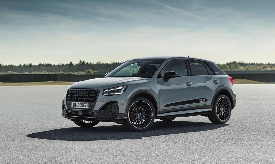 Audi Q2 2021 – Trois moteurs TFSI et deux moteurs TDI