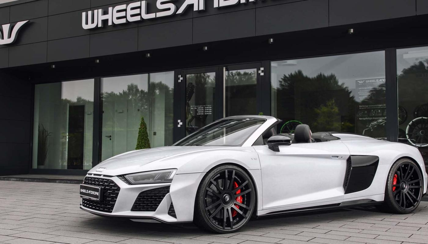 Audi R8 V10 Apocalypticar Wheelsandmore 2020