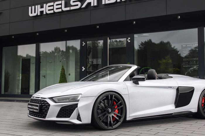 Audi R8 Apocalypticar Wheelsandmore 2020 – Un monstre de 1035 ch