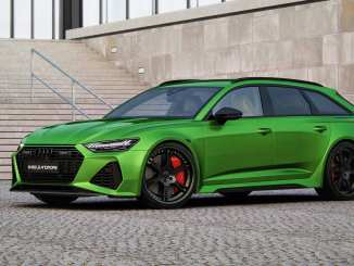Audi RS6 C8 @Tentension Wheelsandmore 2020