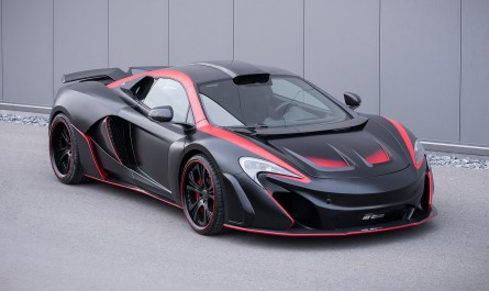 FAB Design - McLaren 650S 2015