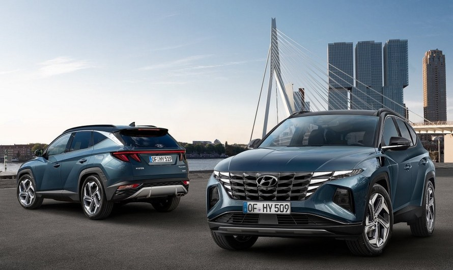 Hyundai Tucson 2021 – Un meilleur confort et une plus grande commodité