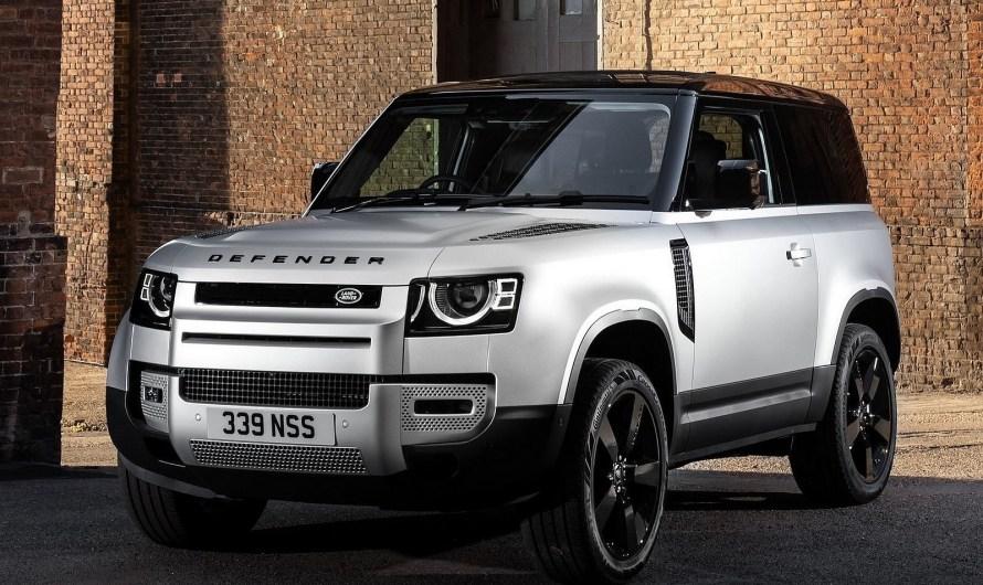 Land Rover Defender 90 2021 – Le premier Defender à se rendre sur les côtes américaines
