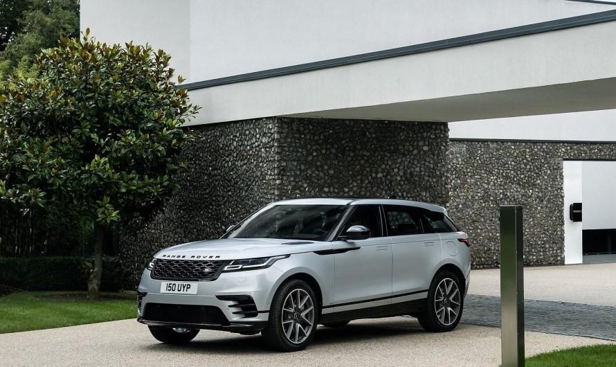 Land Rover Range Rover Velar 2021 – Propre, élégant et distinctif