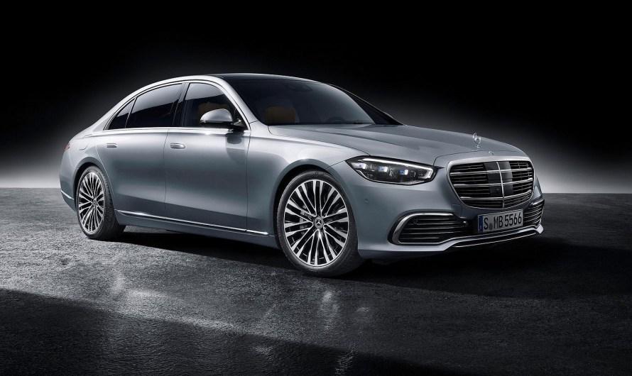Mercedes Classe S 2021 – Conçu pour ressembler à un yacht de luxe