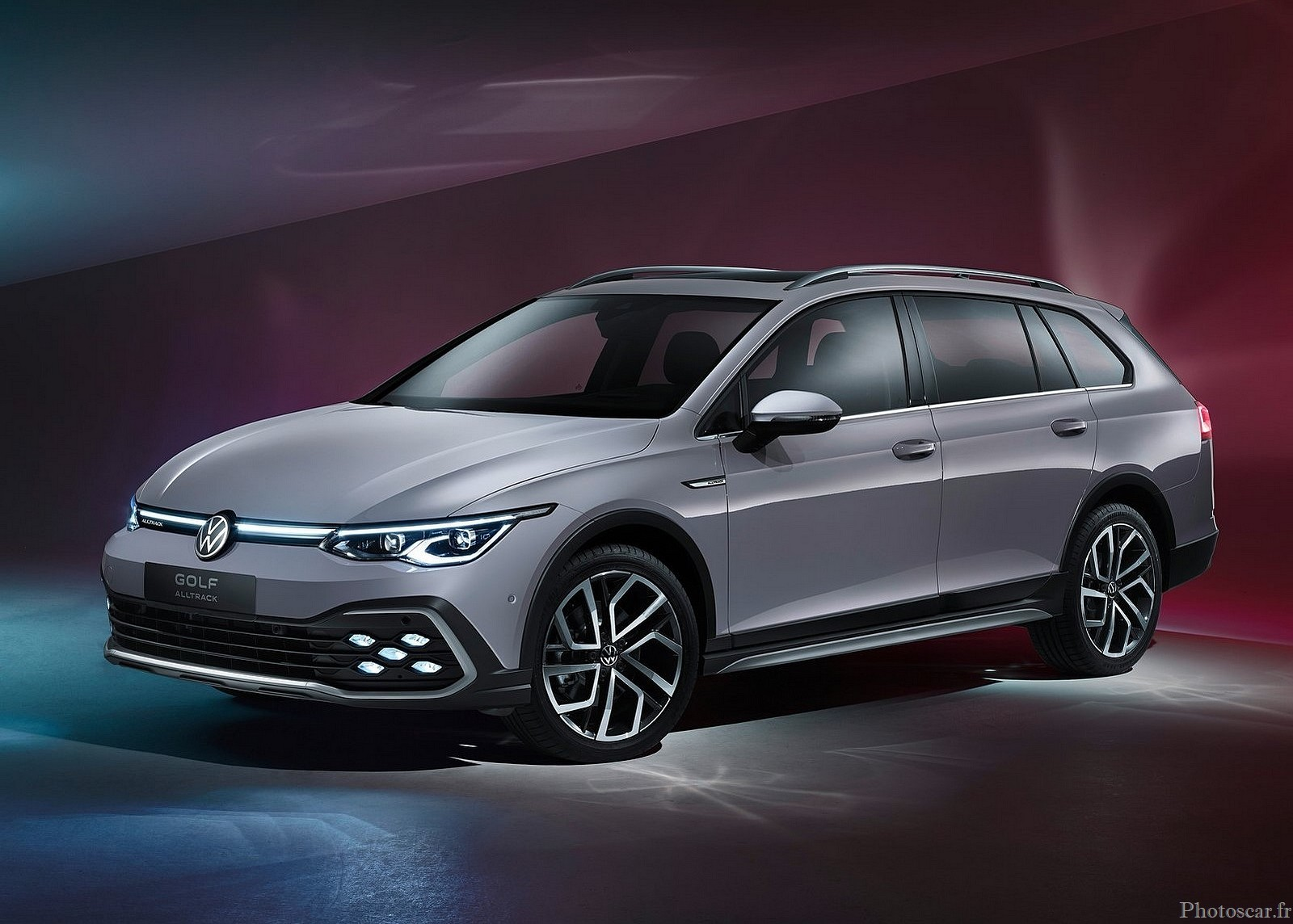 Volkswagen Golf Alltrack 2021