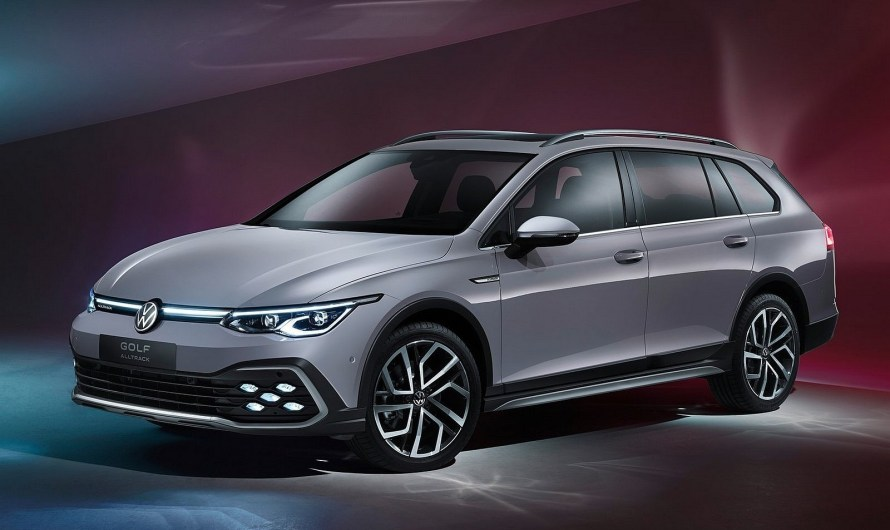 Volkswagen Golf Alltrack 2021 – Une gamme de moteurs plus efficace
