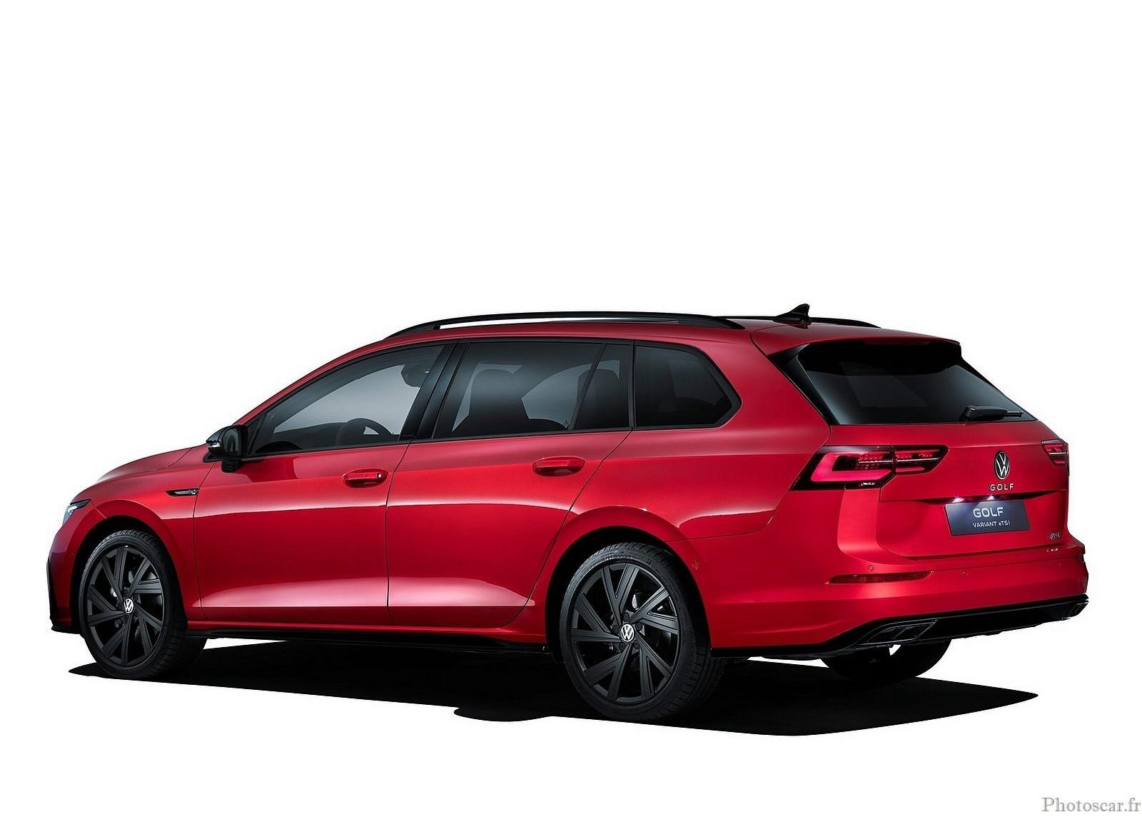 Volkswagen Golf Variant 2021