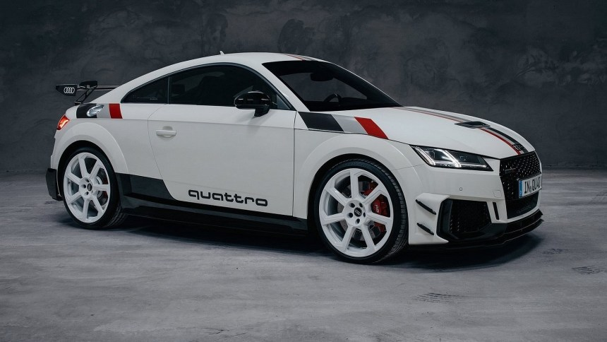 Audi TT RS 40 years of quattro Edition 2020