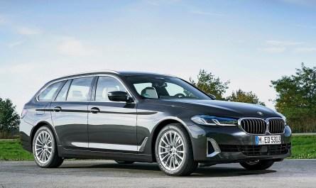 BMW Serie 5 Touring 2021