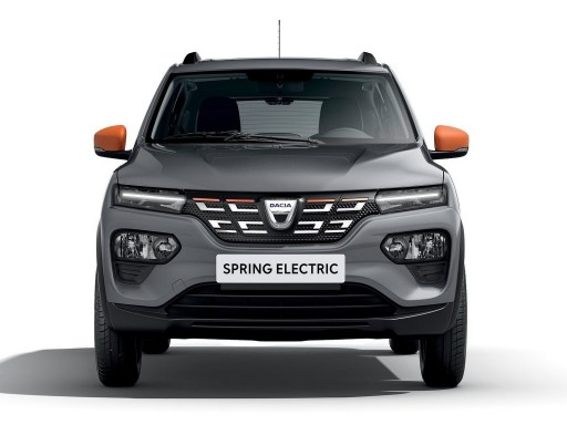 Dacia Spring Electric 2022