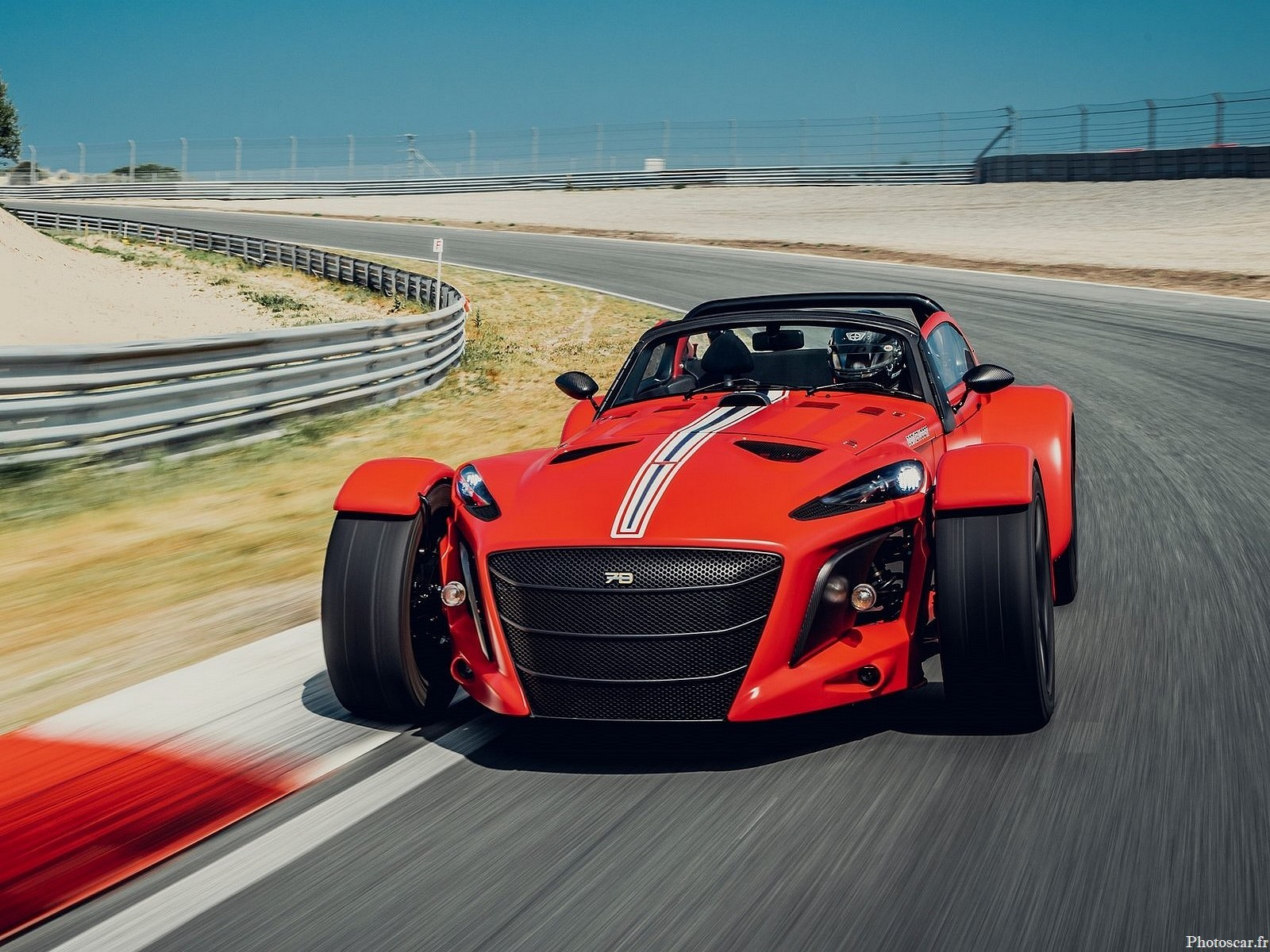 Donkervoort D8 GTO JD70 R 2021