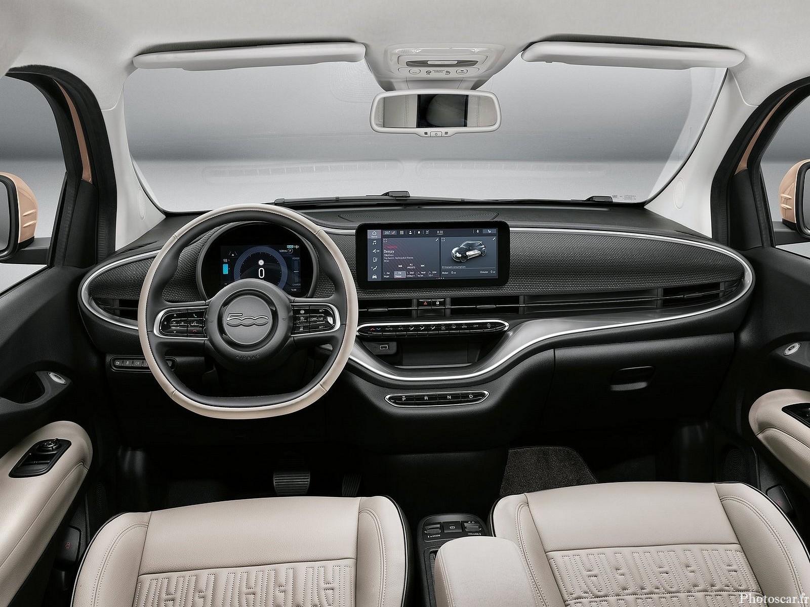 Fiat 500 3+1 2021