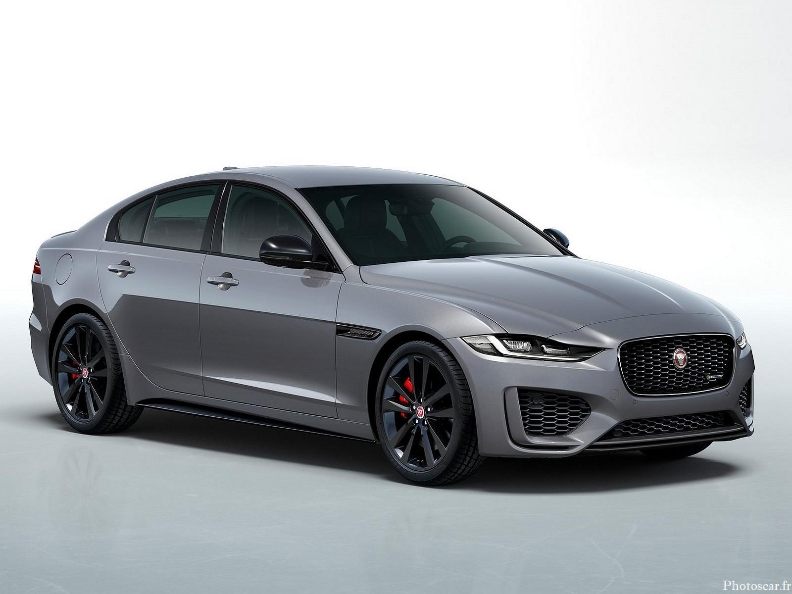 Jaguar XE 2021