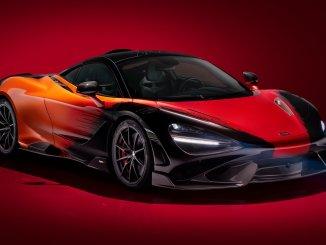 McLaren 765LT Strata Theme MSO 2021
