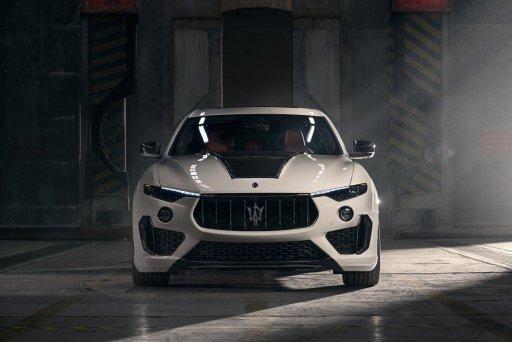 Novitec Maserati Levante Esteso 2020
