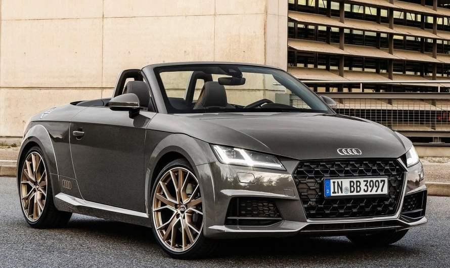 Audi TT 2021 – Une superbe adhérence et une tenue de route précise