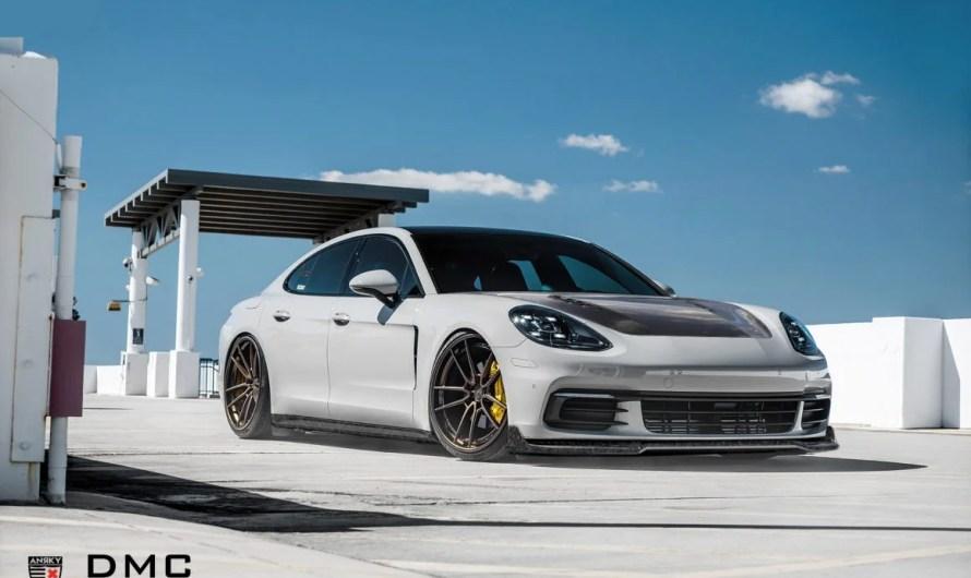 DMC Porsche Panamera 4S Carbon Bodykit 2020