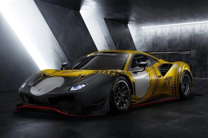 Ferrari 488 GT Modificata 2021 – Une supercar de 700 chevaux axée pour la piste