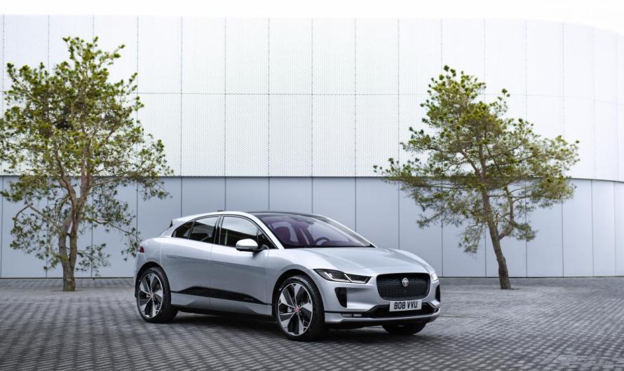 Jaguar I-Pace 2020 – Une charge plus rapide pour une autonomie inchangée.
