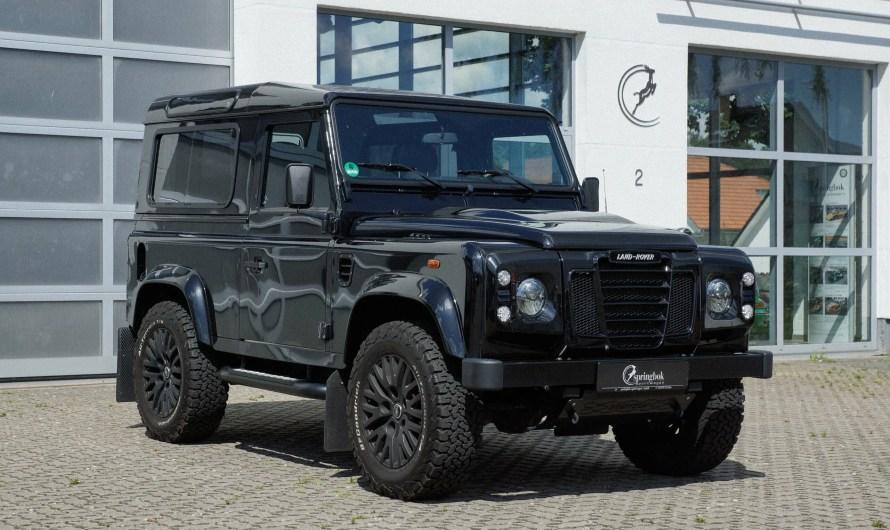 Land Rover Defender Startech 2015 – Styles sportifs et élégants