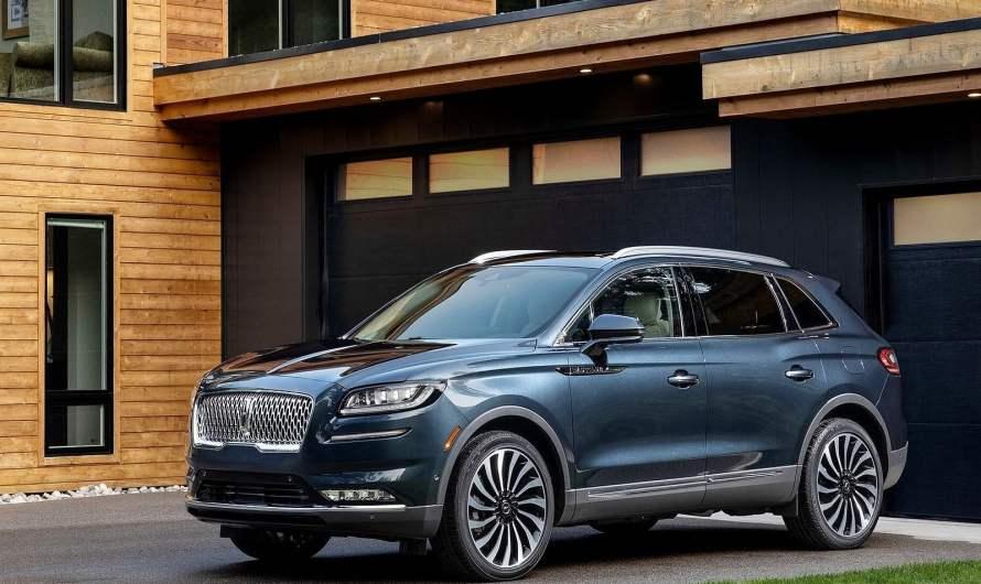 Lincoln Nautilus 2021 – Nouveau design et matériaux plus sophistiqués pour le SUV intermédiaire