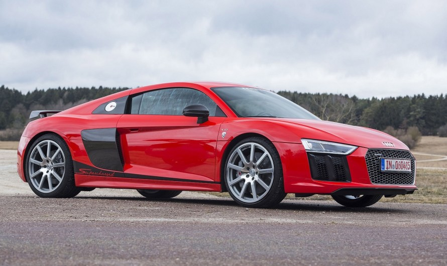 MTM Audi R8 V10 Supercharged 2017 – La puissance moteur passe de 610 ch à 802 ch